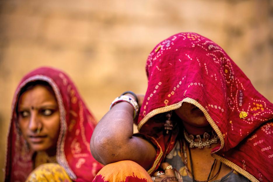 Women of the Thar