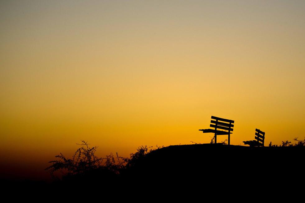 Vacant sunrise