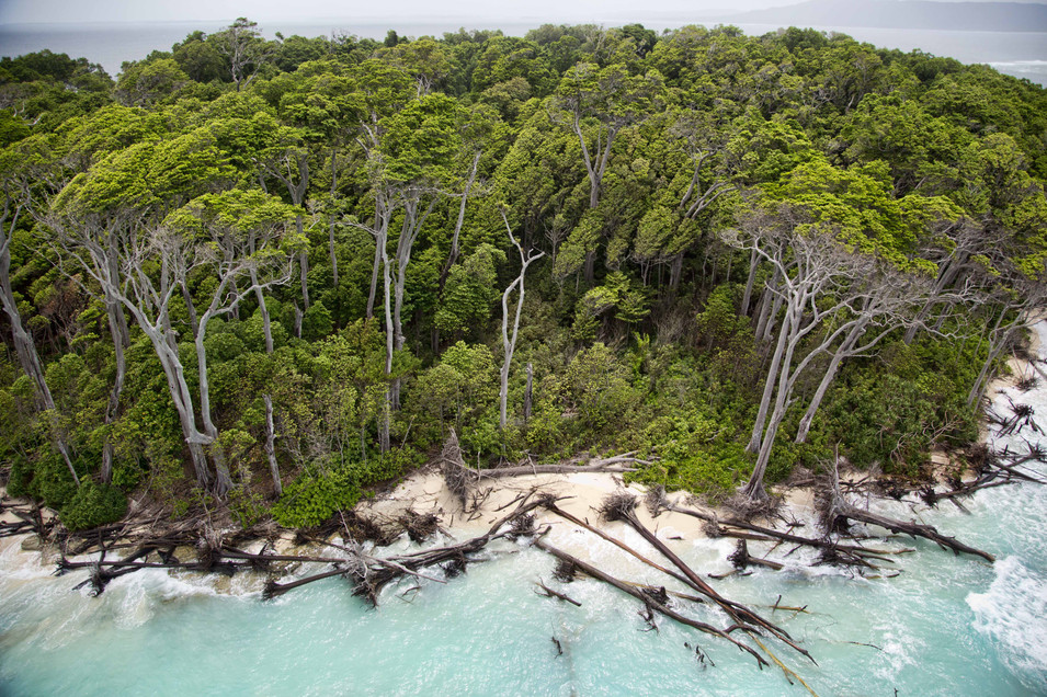 Boat Island, Andamans