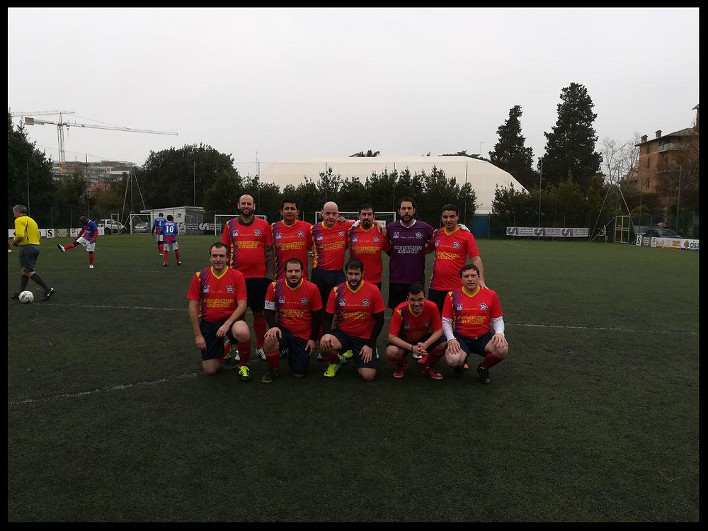 Clericus Cup II - once inicial