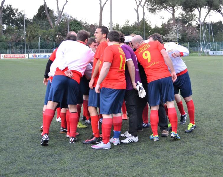 Unión del equipo