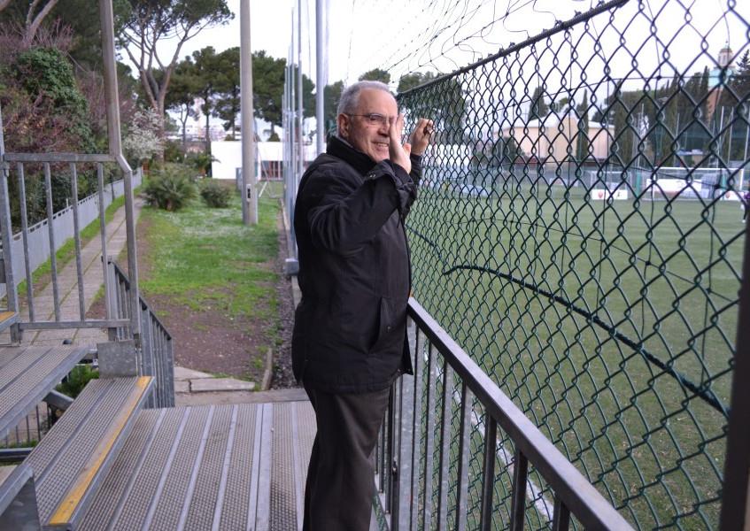 Don Argimiro, director espiritual