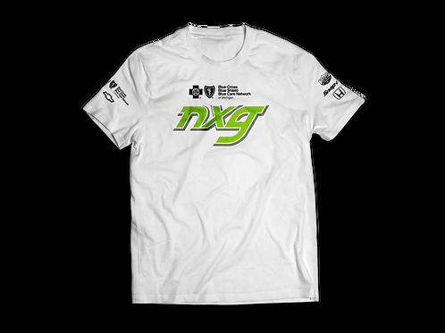 NXG Detroit Team T-Shirts   White