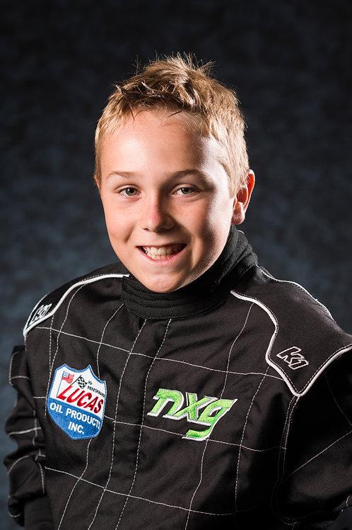 Nexgeneracers Racing Jacket Example #1