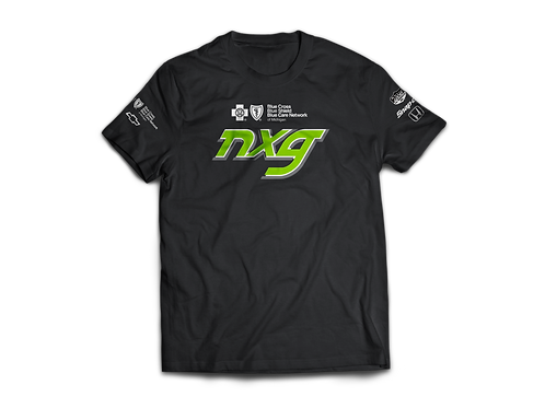 NXG Detroit Team T-Shirts   Black