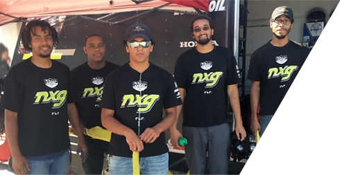 NXG Staff and Crew