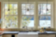 Vinyl framed dual paned replacement windows are both beautiful & energy efficient! Ask about Atlantic Windwork's sale & installation of vinyl replacement windows!