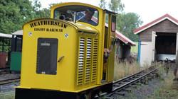 14. Bink & Rosa Engine Shed Line