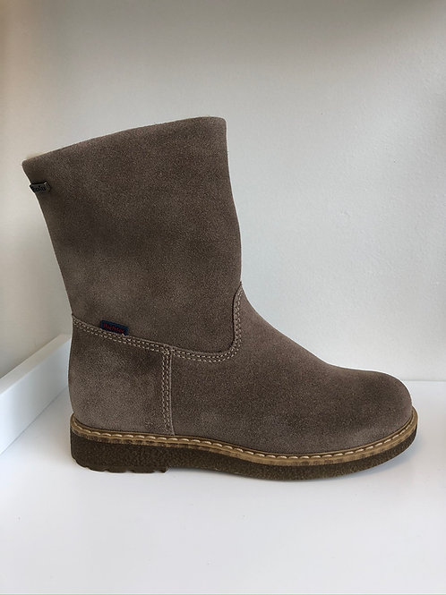 Richter Greta Waterproof Boot (taupe suede)