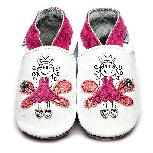 Inch Blue Baby Shoe Fairy Princess