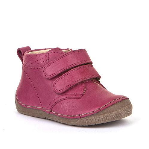 Froddo Soft Sole Boot (fuschia leather)