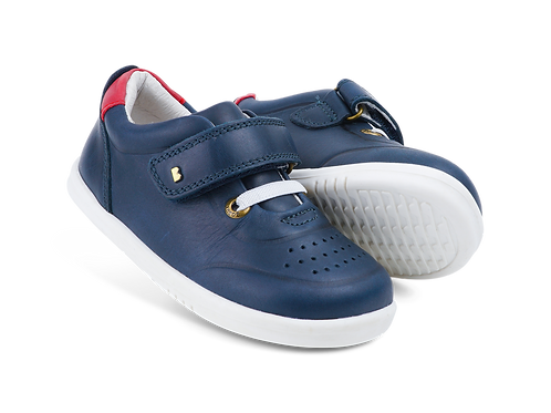 Bobux IW Ryder (navy/red)