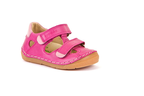 Froddo soft sole sandal (pink)