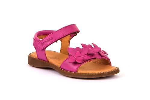 Froddo Flower Sandal (fuschia)
