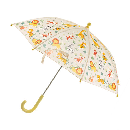 Savannah Safari Kids' Umbrella