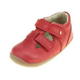 Bobux Jack and Jill (red)