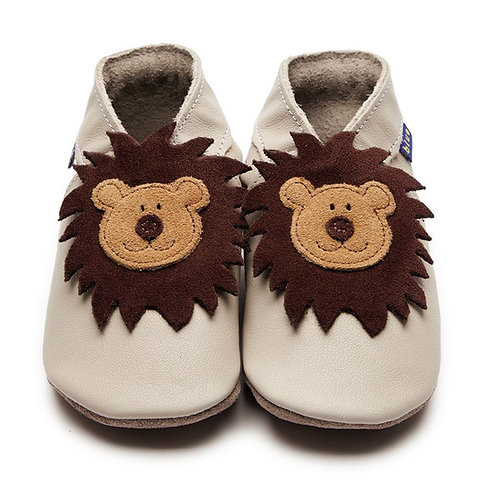 Inch Blue Baby Shoe Leo (cream)