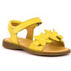Froddo Flower Sandal (yellow)
