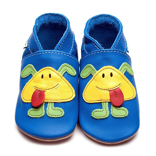 Inch Blue Baby Shoe Monster (blue)