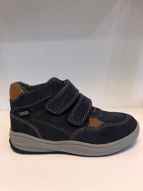 Richter Waterproof Low Boot (blue suede)