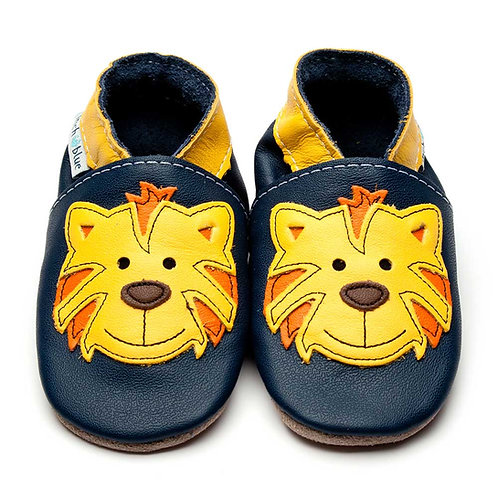 Inch Blue Baby Shoe Tommy Tiger (navy)