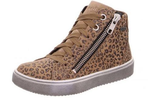 Superfit Waterproof Heaven Boot (leopard print nubuck)