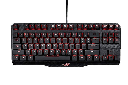 ASUS ROG Claymore Core/BROWN M802 Aura Sync And Cherry MX RGB Switches Mechanica