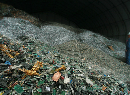 Our goal to reduce e-Waste