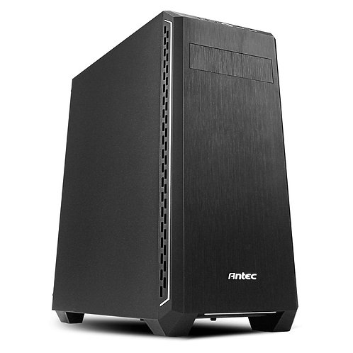"Antec P7 Silent with Sound Dampening ATX Case. External 5.25"" x 1, Internal 3.5"""