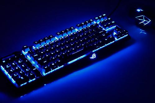 ASUS ROG Claymore BLUE MA01 RGB