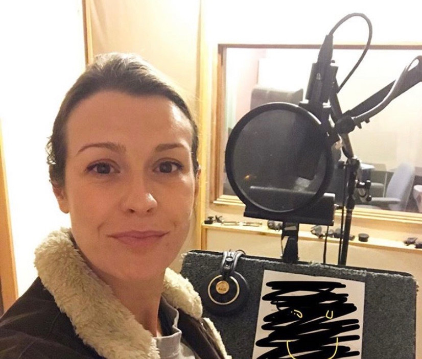Recording first radio ad in NM