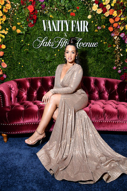 Dascha+Polanco+Vanity+Fair+Saks+Fifth+Av