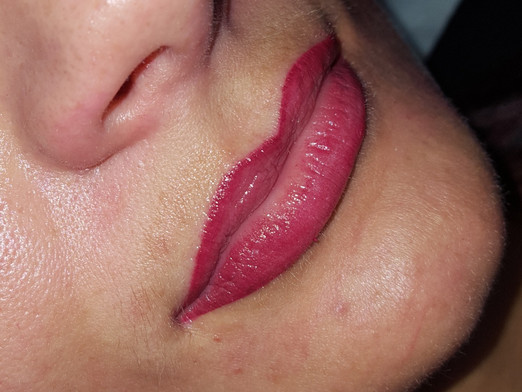 Full Lip Colour