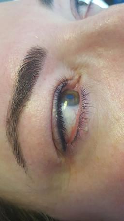 Eyeliner Top & Bottom