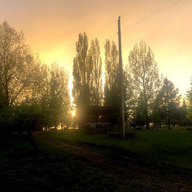 Some Sites at dusk