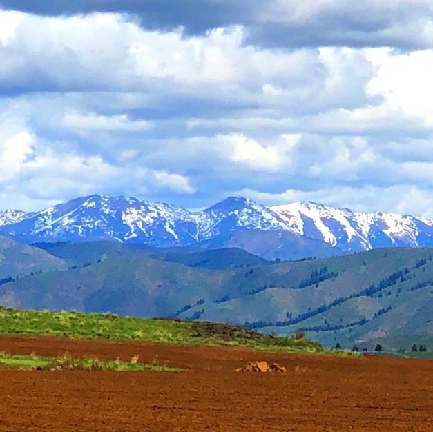 View of the Eastern Mountain Range