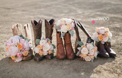 boots n' bouquets