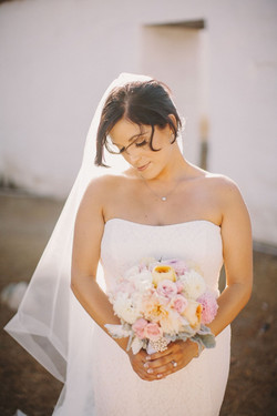 chabby chic bride