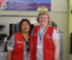 CAFA volunteers in Peru