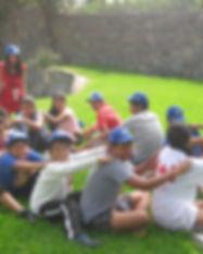 CAFA burn camp activities