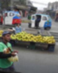 Transportation in Lima Peru