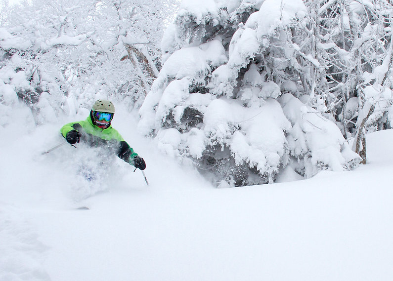 Mad River - Sugarbush skiing in Vermont's Green Mountains