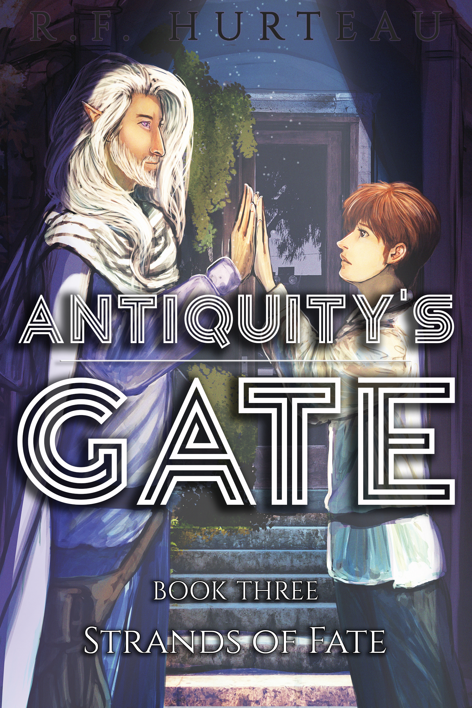 Antiquity's Gate: Strands of Fate