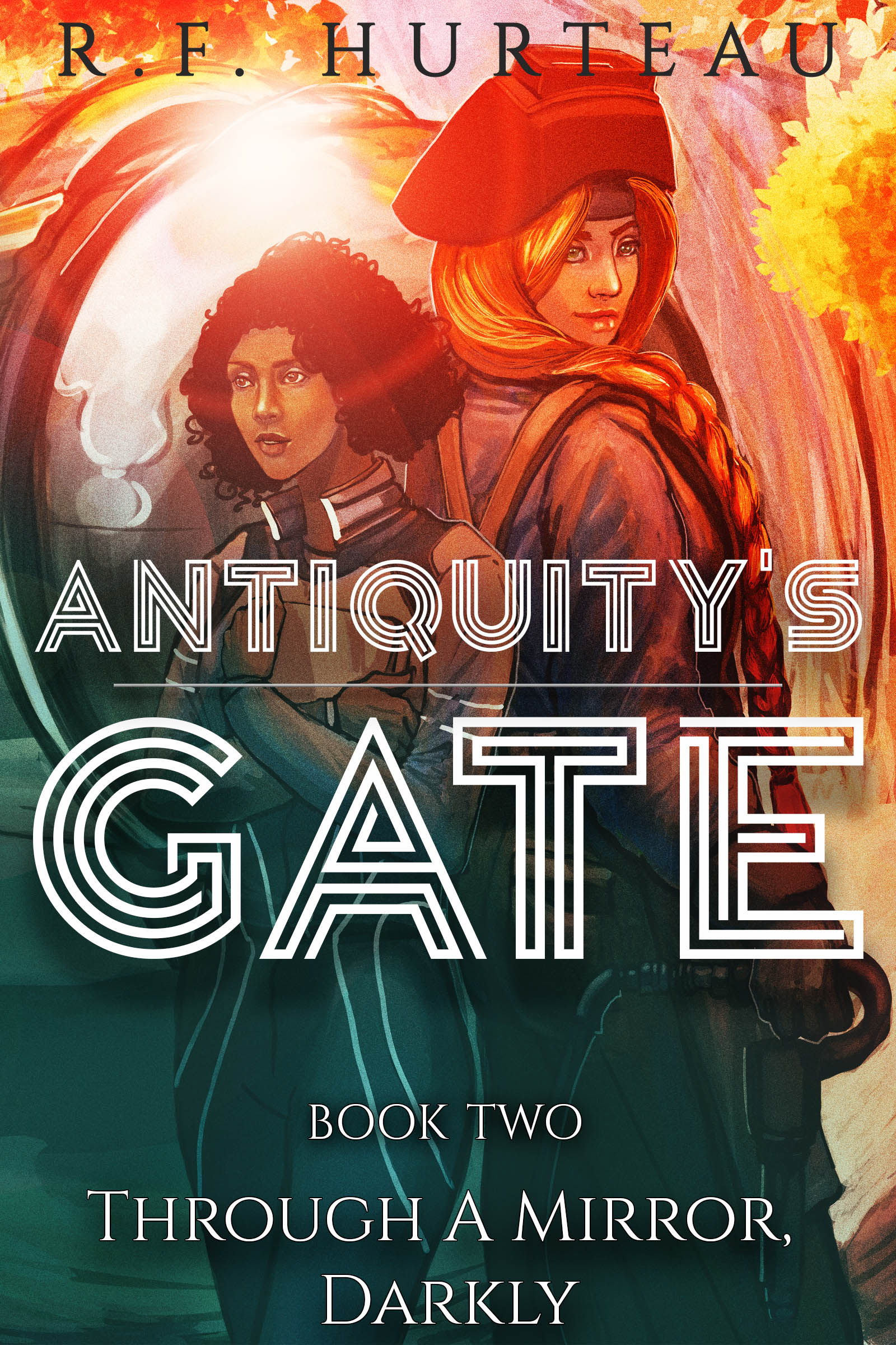 Antiquity's Gate: Through a Mirror, Darkly