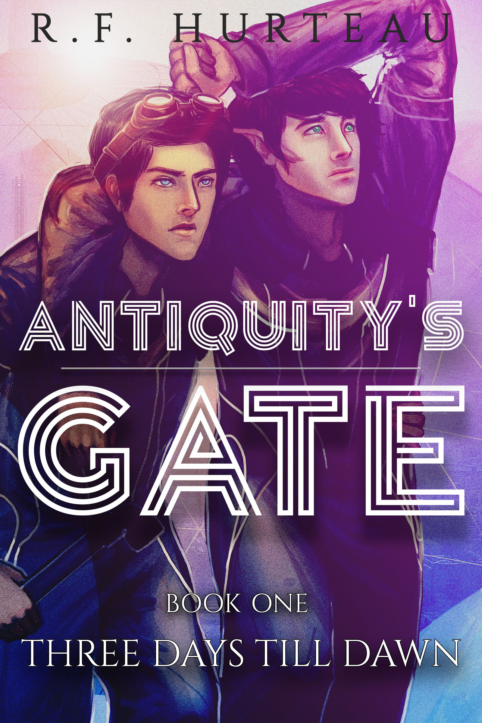 Antiquity's Gate: Three Days Till Dawn