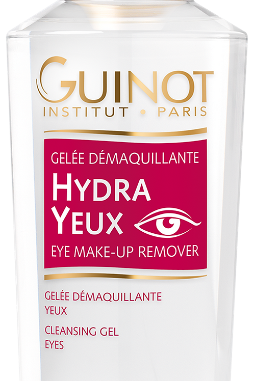 Gentle eye cleansing gel