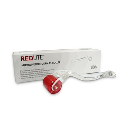 RedLITE MicroNeedle Dermal Roller 0.5