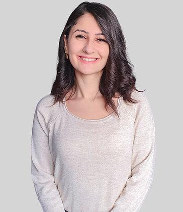 Online Terapi Ödeme (8 seans, 50 dk) - Klinik Psikolog Melisa Aktürk
