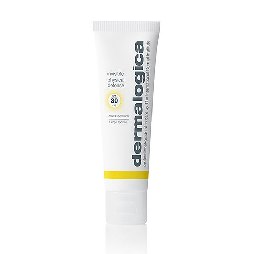 Invisible Physical Defence SPF30