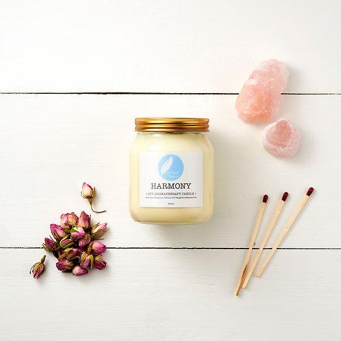 Harmony Soy Aromatherapy Candle 300ml